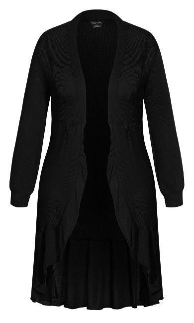 Harmony Cardigan - black