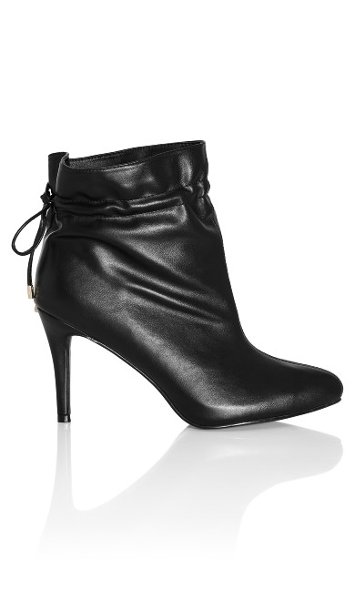 Paloma Ankle Boot - black