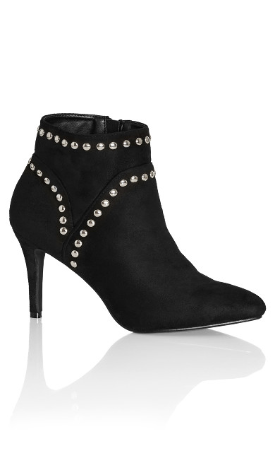 Rae Ankle Boot - black