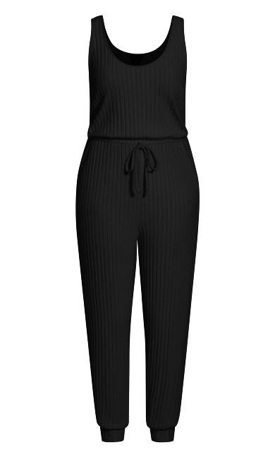 Ella Jumpsuit - black