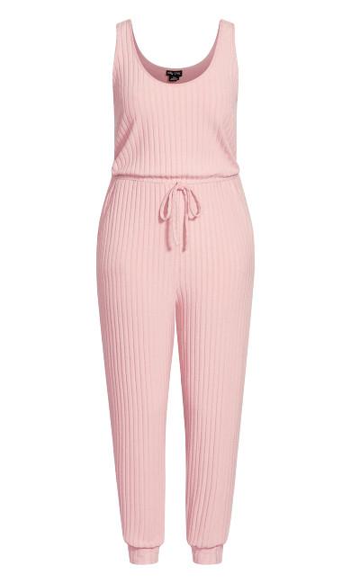 Ella Jumpsuit - blush