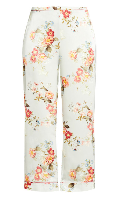 Cora Sleep Pant - powder blue