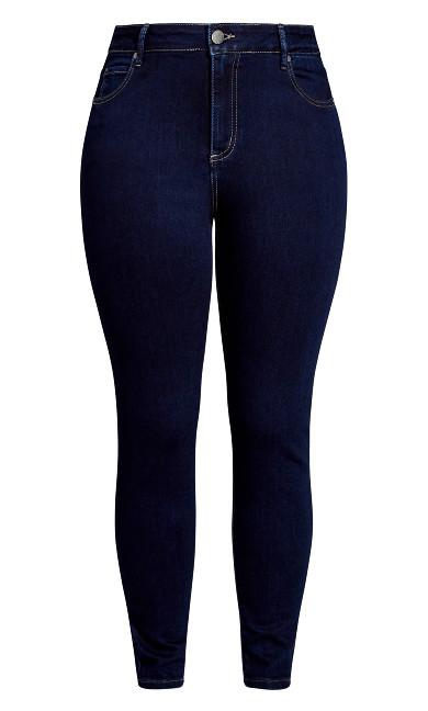 Exemplar Jean - ink blue