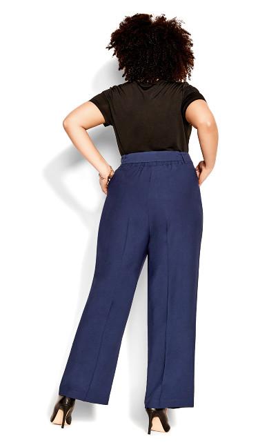 Perfect Suit Pant - navy