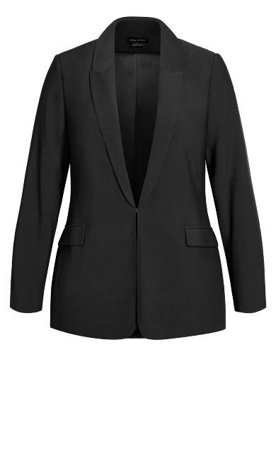 Perfect Suit Jacket - black