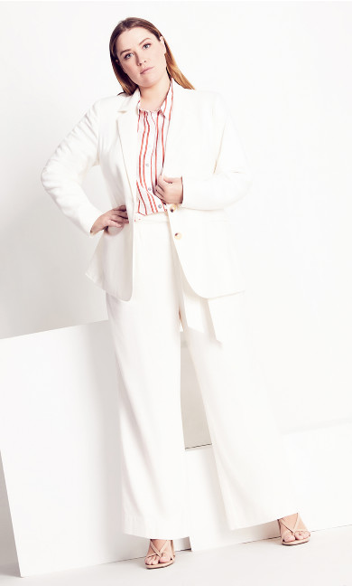 All Class Jacket - ivory