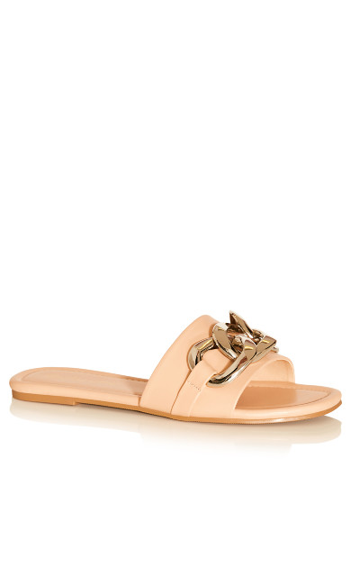 Faith Slide - beige