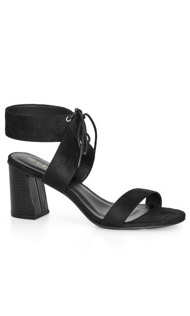 Aria Mid Heel - black