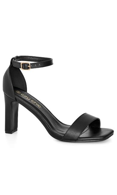 Calida Heel - black
