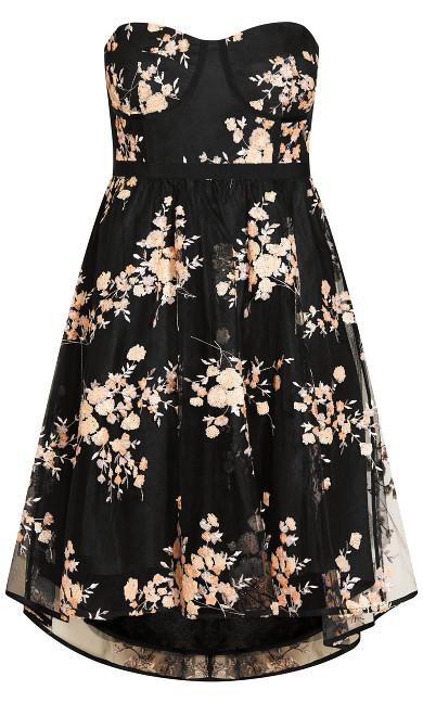 Ambrosia Dress - black
