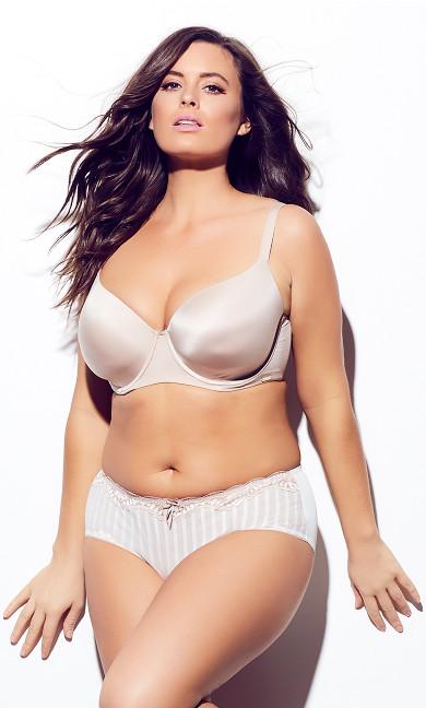 Women's Plus Size Smooth & Chic T-Shirt Bra
