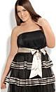 Tiered Chloe Dress