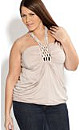 Weave Strap Top