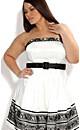 Dress Contrast Lace