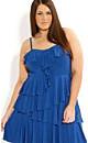 Pretty Frill Mel Dress