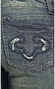 Zip Pocket Skinny Jeans