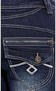 Miss Defy Bootleg Jeans