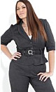 9 To 5 Belted Jacket