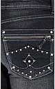Bad Attitude Bootleg Jeans