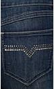 Dazzling Lurex Jeans