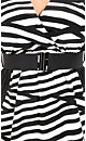Mono Stripe Tunic