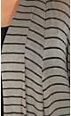 Khaki Stripe Cardigan