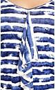 Painted Stripe Top