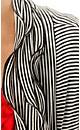 Surprise Stripe Cardigan