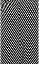 Mono Stripe Maxi Skirt
