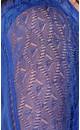Sapphire Crochet Sweater