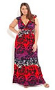 Wild Dyed Maxi Dress