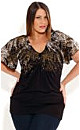 Feather Fantasy Top
