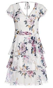 Summer Love Dress - ivory