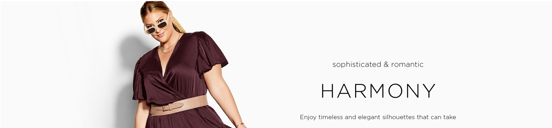 Shop Harmony New City Chic Collection