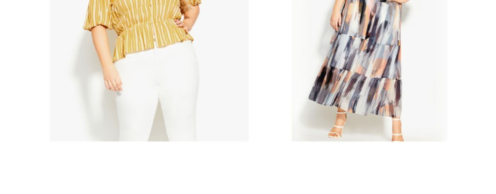 City Chic Inspiration New Collection
