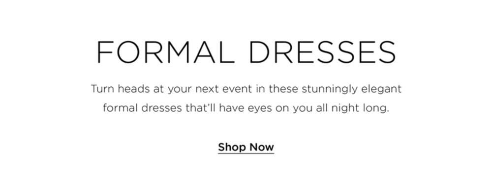 City Chic Formal Dresses