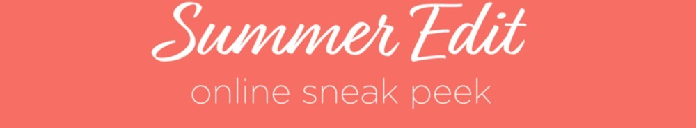 30% off Summer Edit