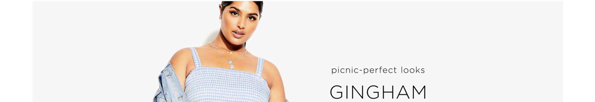 New Gingham Collection