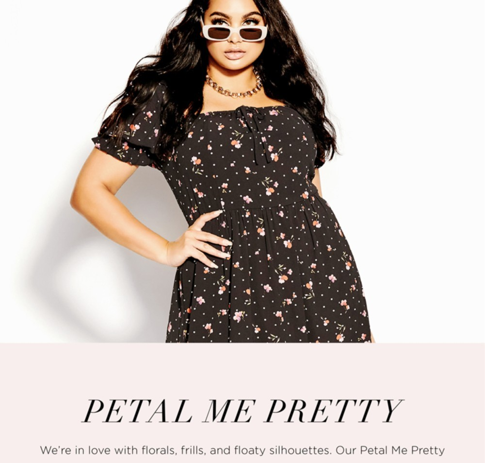New Petal Me Pretty Collection