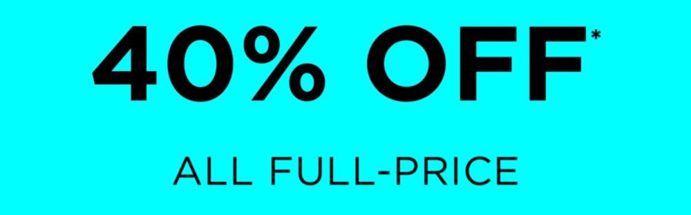 City Chic 40% Off* Full Price