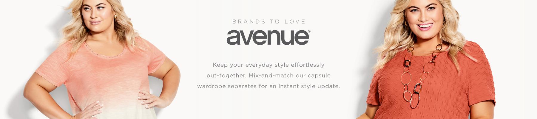 Avenue - Brands to Love