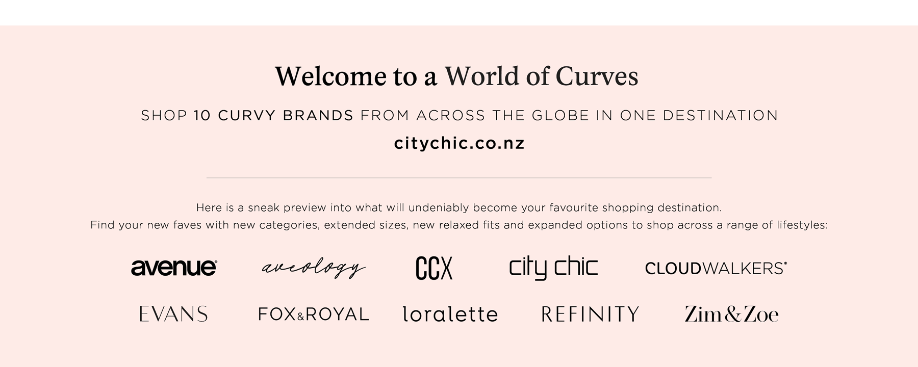 Welcome to a World of Curves