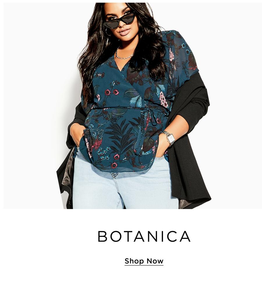 Shop City Chic Botanica