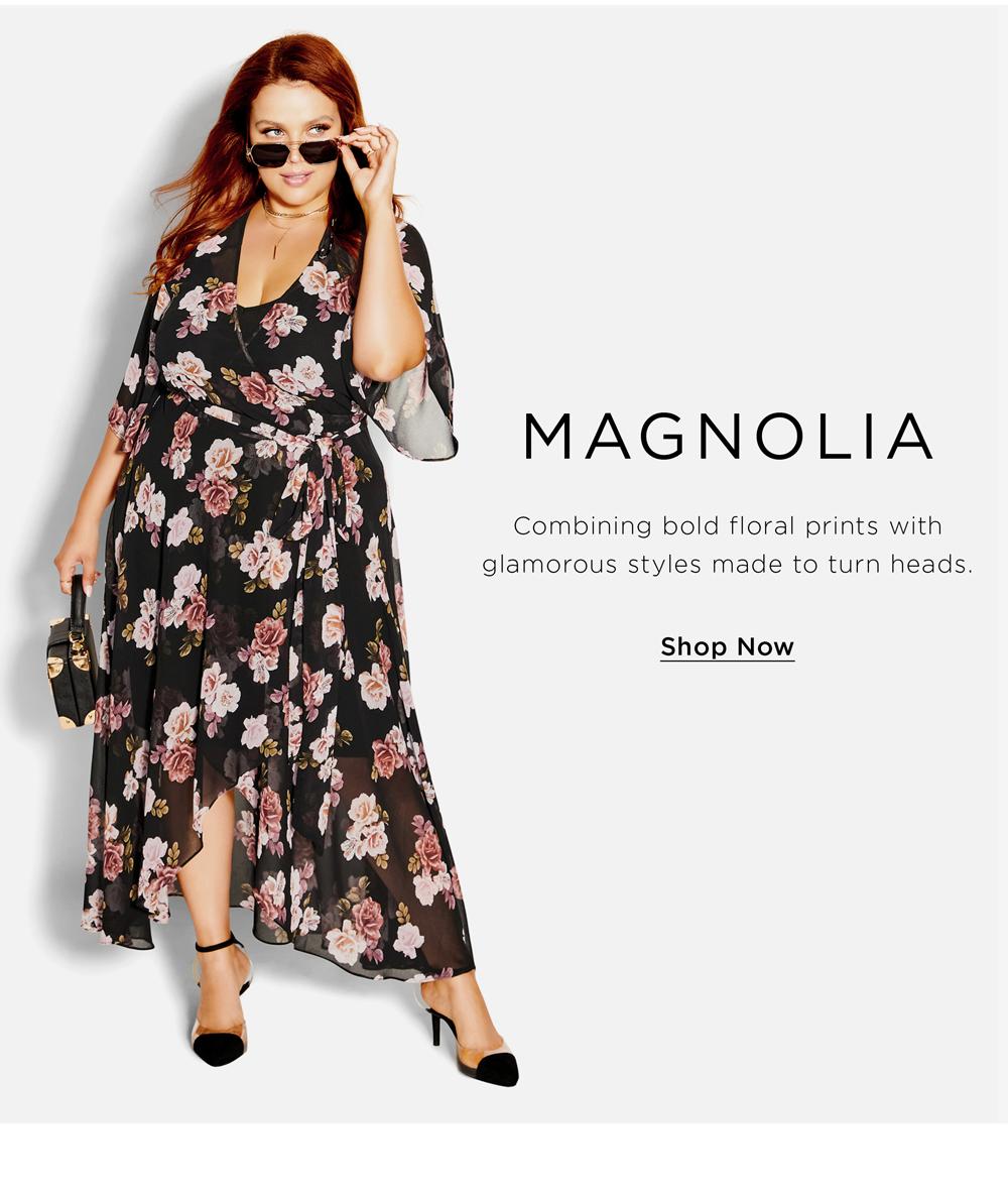 Shop City Chic Magnolia Collection