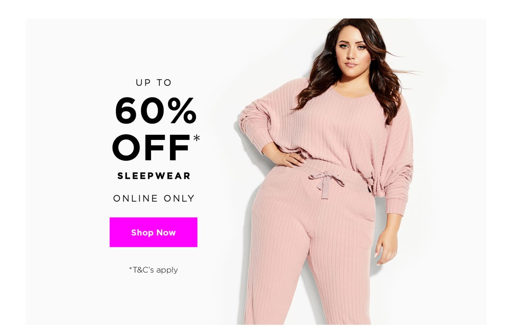 Flash Sale Up to 60% off* Sleep- Shop Now