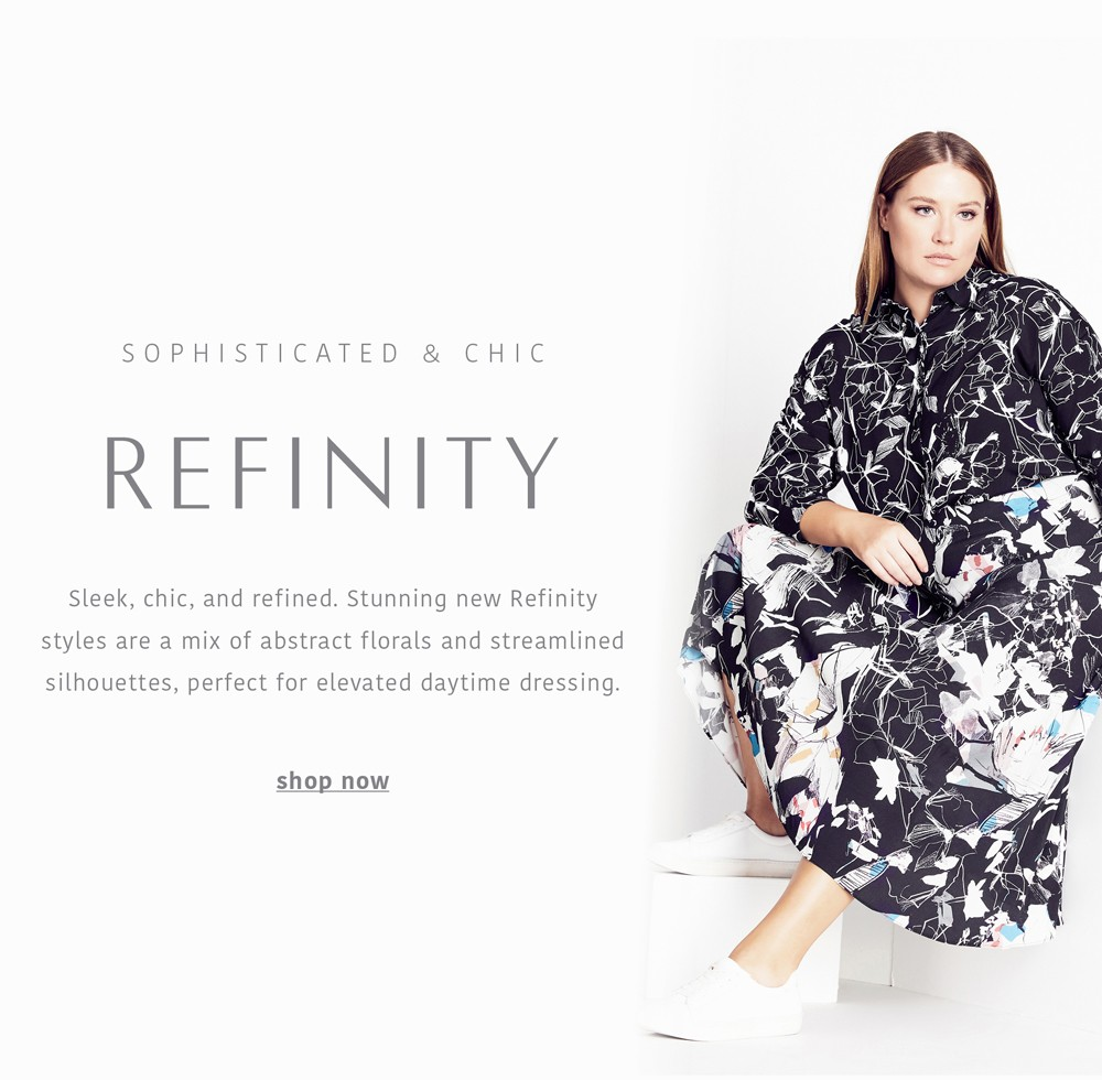 City Chic Refinity Collection