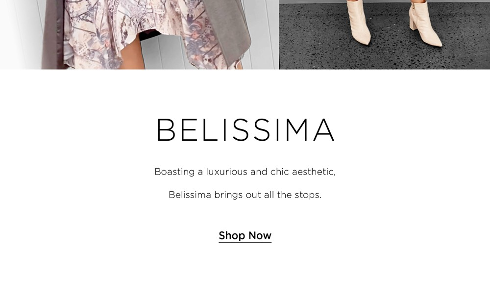 City Chic Belissima Collection